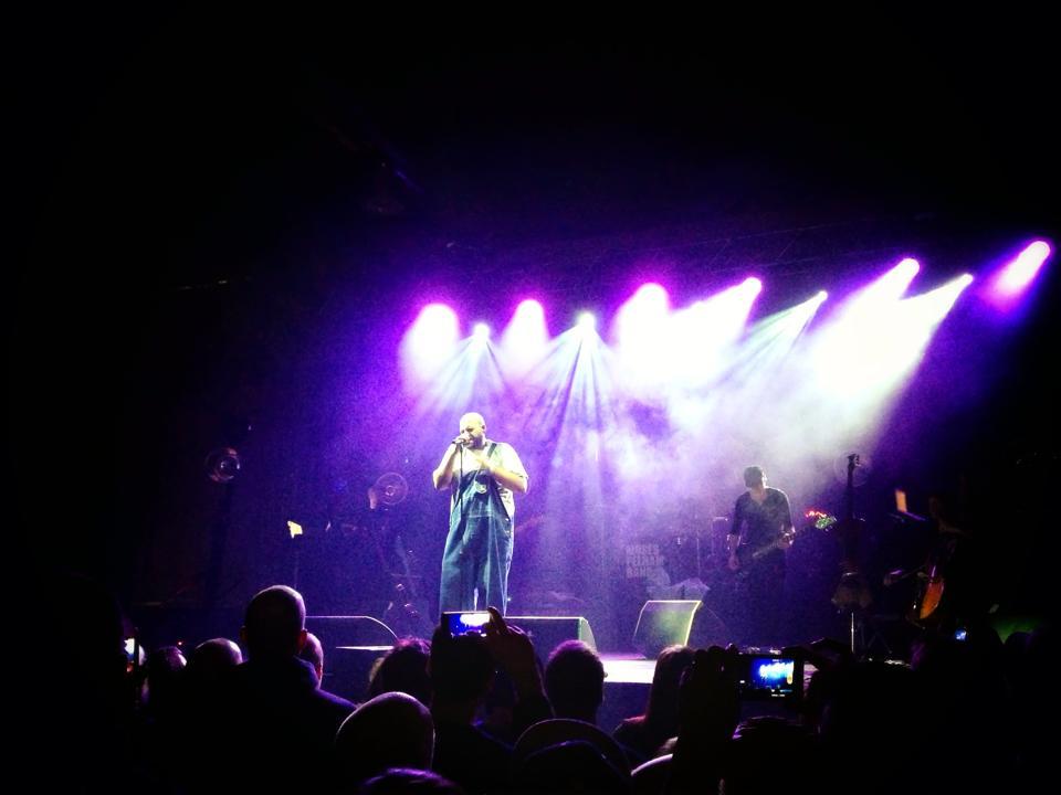 Moses Pelham Band live 2013