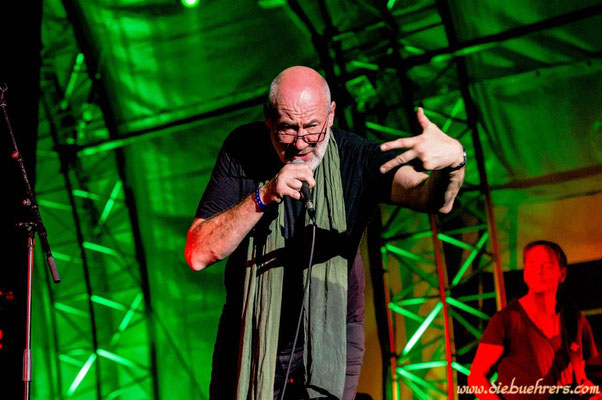 Fish (Marillion) und Willy Wagner Bassist