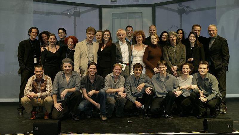 Rilke Projekt Alte Oper Frankfurt Willy Wagner Bass