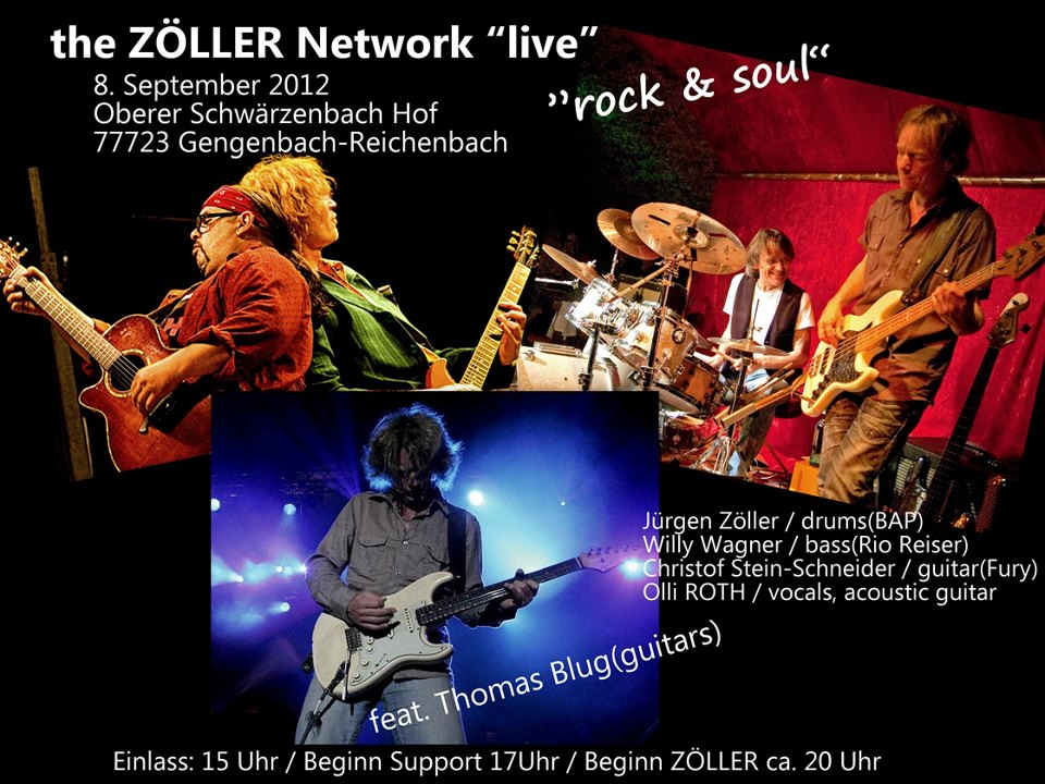 Zoeller Network Willy Wagner Bassist