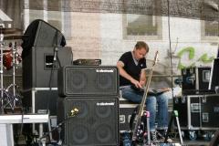 Willy Wagner Bassist EMF Festival 2013