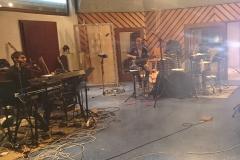 Willy Wagner Bassist Studio Karlsdorf 2015