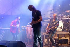 Bobby Kimball Muenster 2015 mit Willy Wagner Bassist