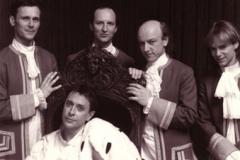 Willy Wagner Bassist mit mit Rio Reiser Band 1989 bis 1996