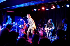 Willy Wagner Bassist mit Zoeller Network und Max Buskohl